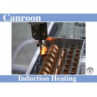Cheap High Efficient Induction Heating Machine for Automatic Copper Brazing of Heat Exchanger Components for sale