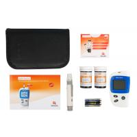 SAFE-ACCU Blood Glucose Monitor , Diabetes Check Machine Concave Nib 2 OEM For Pharmacy Manufactures