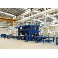 Subunit Membrane Panel MAG Welding Machine For Heavy Power Plant Boilers Manufactures