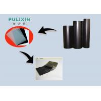 Clean Black 2mm Anti Static Polypropylene Plastic Sheet At High Temperature Manufactures