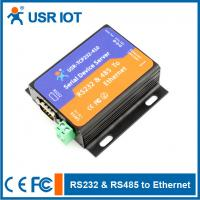 [USR-TCP232-410] Serial RS232 RS485 to Ethernet TCP/IP Server Manufactures