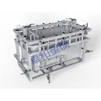75L Cooler Plastic Case Molding Aluminum A356 6061 T6 Material Smooth Surface Manufactures
