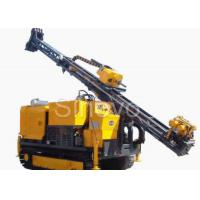 Fully Hydraulic Core Drilling Rig Cummins Engine For Small Water Well Manufactures