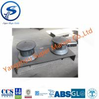2 rollers with stand,Guide roller withe stand(open type) CB*58-83 JIS F 2014-87,open type two-roller fairlead with stand Manufactures