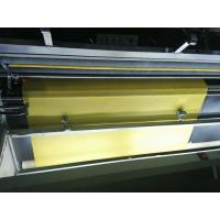 Screen Printing Polyester Bolting Cloth Width 62 Inch Manufactures
