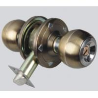 Light Duty Commercial Door Knob Lock / Adjustable Entry Door Locks Manufactures