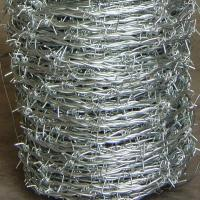 Galvanized Barbed Wire/ PVC Coated Barbed Wire factory