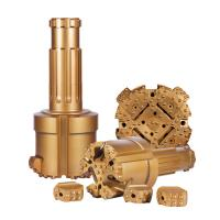 Concentric Overburden Rock Drilling Tools , Water Well Drill Bits With Blocks Manufactures