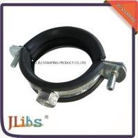 Carbon Steel Material M8 Type Pipe Hanger Clamp For European Market Manufactures