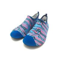 Athletic Wet Beach And Swim Shoes Walking Swimming Pool Footwear Heat Transfer Print Manufactures