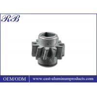 Small Size Custom Lead Casting High Precision Non Ferrous Metal Foundry ISO9001 Manufactures