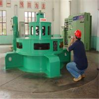 Vertical Pelton Turbine With double Nozzle, 8.75MW Generator Manufactures