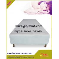 2015 Hot Selling High Quanlity Mattress Firm Used For Hotel Single Bed Base Manufactures