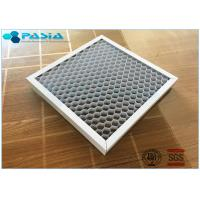 China Aerospace Grade Corrugated Honeycomb Core Material With Customized Size on sale