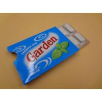 Cheap Freshing Colorful Mint Bubblegum Chewing Gum Good Taste Eco - Friendly for sale