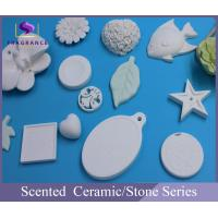 Cheap Fresh Professional Scented Stones Ceramic Hearts Eco - Friendly for sale