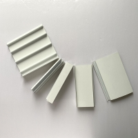 Buy cheap 6061 Structural Aluminum Extrusion Profiles Sandblasting from wholesalers