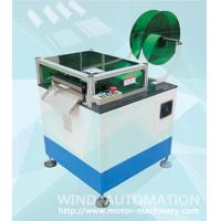 Slot cell forming insulation forming stator slot insulation paper cuffing creasing and cut Manufactures