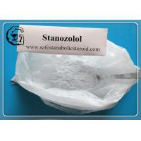 Stanozolol Oral Anabolic Steroids For bodybuilding steroid CAS 10418-03-8 Manufactures