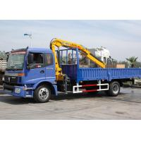 Cheap Hydraulic Knuckle Boom Truck Crane for sale