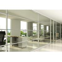 Transparent Laminated Glass Partition Walls For Office Window Manufactures