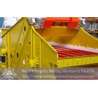 Zinc Ore Dressing Dewatering Machine Dry Shale Shaker ISO Certification