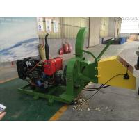 Buy cheap Small diesel engine wood chipper from wholesalers