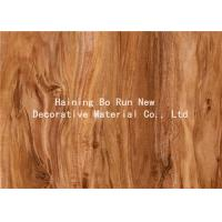 Hot Stamping Realistic Wood Grain Film Customised Decorative Pattern Manufactures