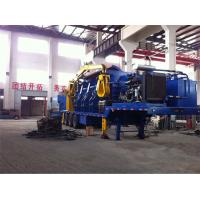 China Large Opening Area Easy Operation Portable Baler For Compressing Scrap Metal on sale