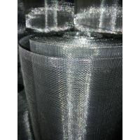 Cheap Passivation Galvanized square mesh(Both edges be salvaged) for sale