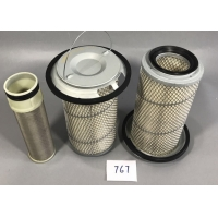 Buy cheap Press Excavator Air Filter , Kato Filters Dust Removal Components For HD307 from wholesalers