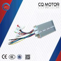 800W DC 60V brush motor speed controller forward reverse controll and nature shift Manufactures
