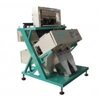 Agriculture Fruit Sorting Machine / Potato Sorting Equipment With 126 Channels Manufactures