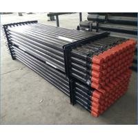 159mm API 5 1/2 REG DTH Drill Rods / Pipes / Tubes 4000~9000mm Length Manufactures