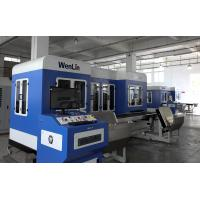 Plastic Card Lamination Machine with 380V 100kw   output 24000 cards per hour Manufactures