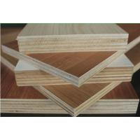 melamine paper face plywood Manufactures