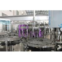 Automatic 3-In-1 Washing Filling Capping Machine For Plastic Bottle Mineral Water