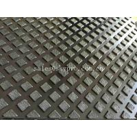 Buy cheap Small Square Pattern One Side Smooth Surface Cow Mat For Farms Rubber Flooring from wholesalers