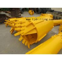 soil teeth centrifugal bucketD800MM used for bauer ,soilmec ,sany ,casagrande ,xcmg pile foundation work Manufactures