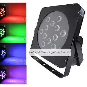 12x10W RGBW Quad color Slim Par LED Manufactures