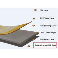 China Closed Cell Acoustic Soundproofing Foam XPE Or XLPE With Good Properties on sale
