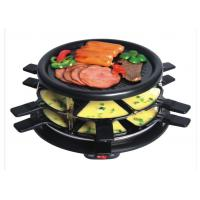 Double-layer indoor Smokeless Electric BBQ Grill XJ-3K042EO Manufactures