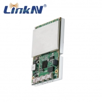Police Military IP MESH Radio Module COFDM 4W MIMO AES256 80Mbps Manufactures