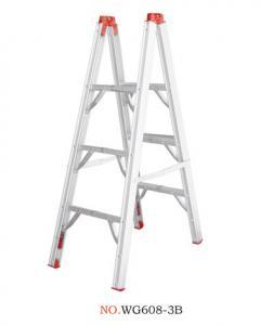 Multi Purpose 2x3 4ft Aluminium Folding Ladder Manufactures