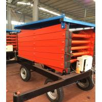 China 12m movable electric scissor lift for sale on sale