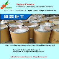 peregal O/peregal CAS 68439-49-6/Fatty Alcohol Polyoxyethylene Ether Manufactures