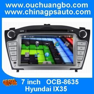 China 7 inch 2 din touch screen Hyundai IX35 car radio with bluetooth gps navigation OCB-8635 on sale