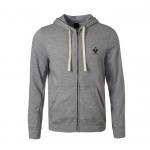 Mens 2018 winter long sleeve 1/4 zip cotton polyester fleece sweater Manufactures