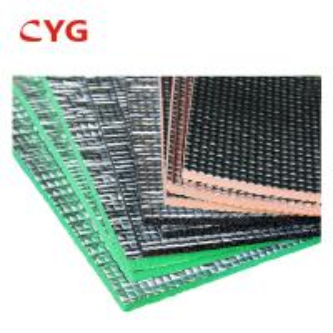 Sound Reflective Materials HVAC Insulation Foam Polyethylene Environment Friendly Manufactures
