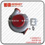 ISUZU CYZ51K 6WF1 TURBOCHARGE 1-14400374-2 1144003742 Manufactures